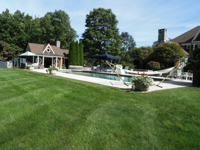 landscape design wilton ct