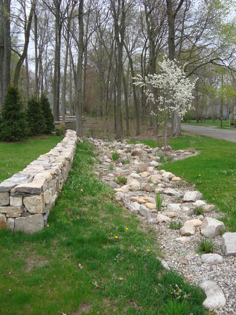 landscaping new canaan